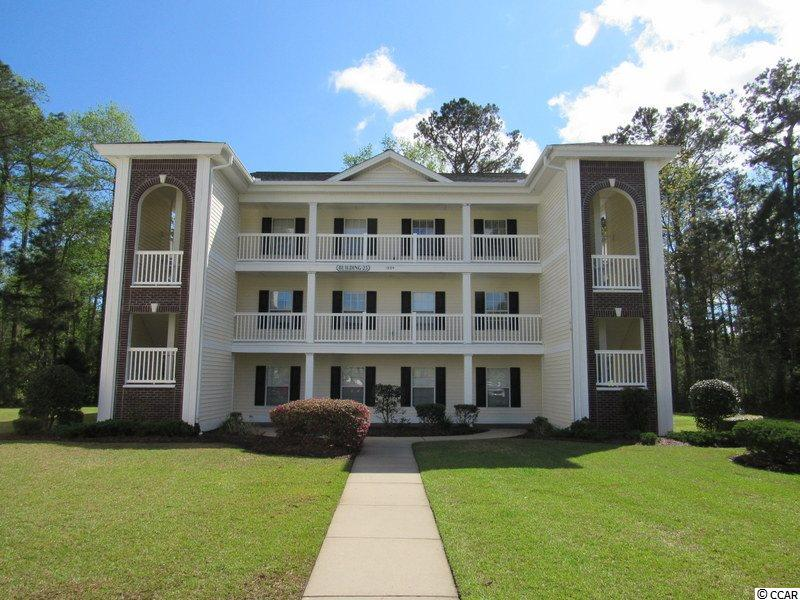 End Unit,Golf Course View,Top Floor Condo in The Fairways At River Oaks : Myrtle Beach South Carolina
