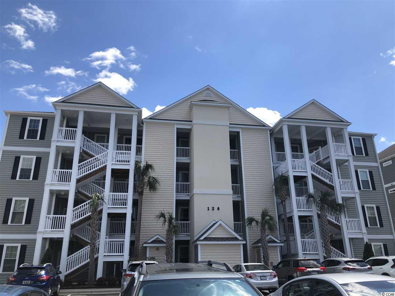 Condo in The Village at Queens Harbour : Myrtle Beach South Carolina