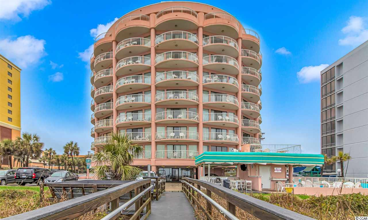 End Unit,Ocean View Condo in ST CLEMENTS : Myrtle Beach South Carolina