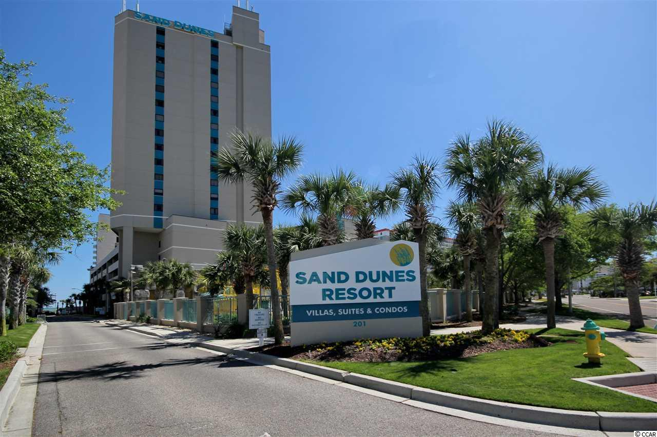 End Unit,Ocean View Condo in SAND DUNES PHII : Myrtle Beach South Carolina