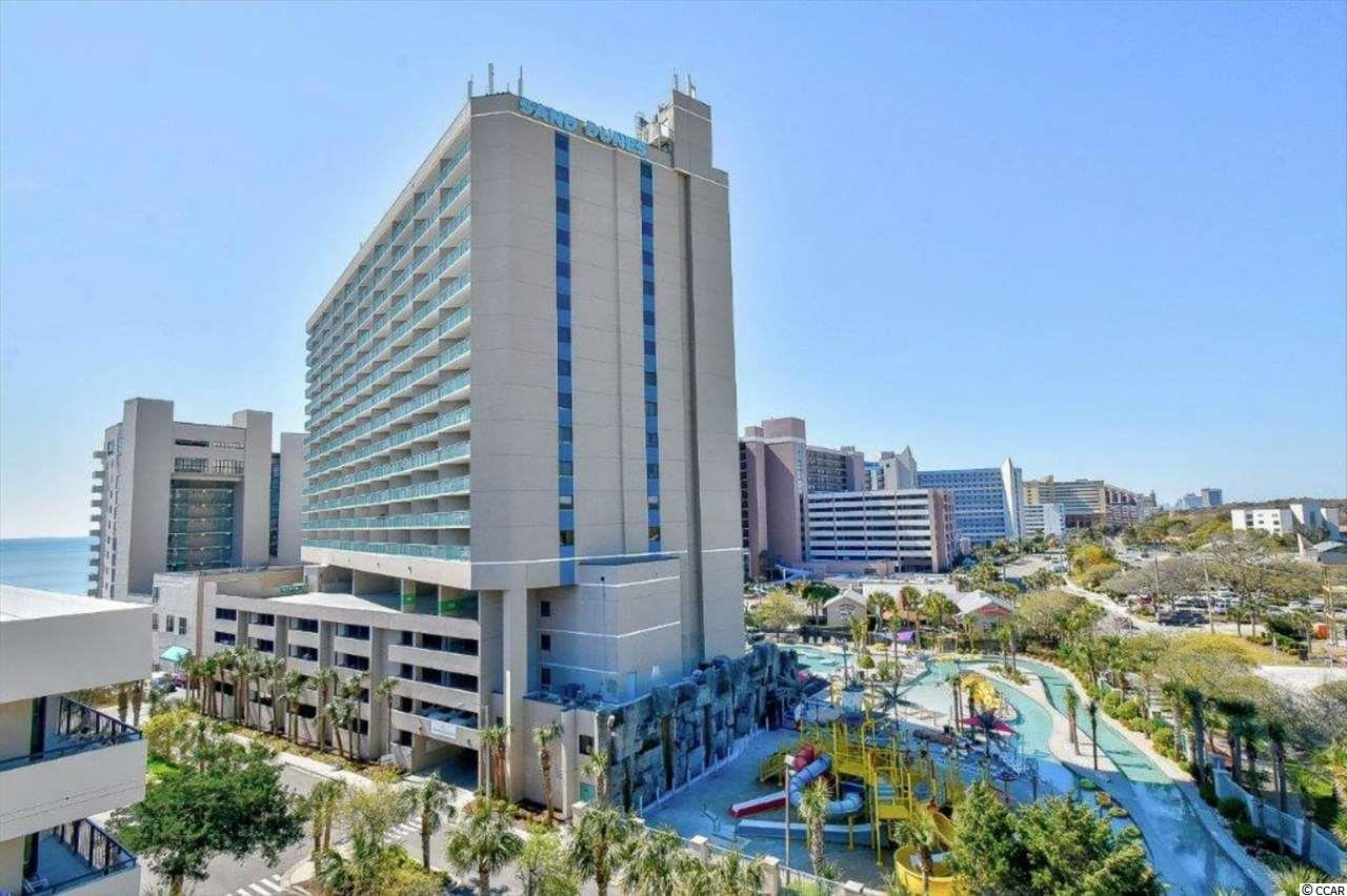 Ocean View Condo in SAND DUNES PIII : Myrtle Beach South Carolina