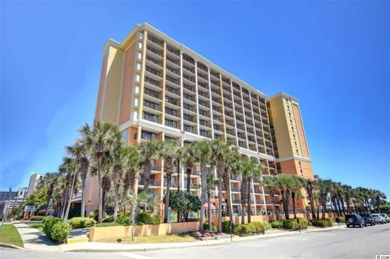 End Unit,Ocean View Condo in Caravelle Resort : Myrtle Beach South Carolina