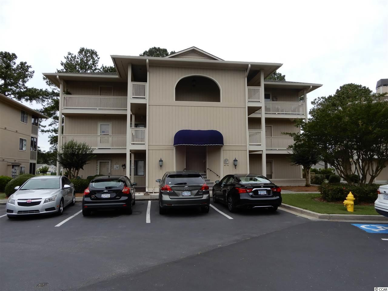 End Unit,Lake/Pond View,Top Floor Condo in Cypress Bay : Little River South Carolina