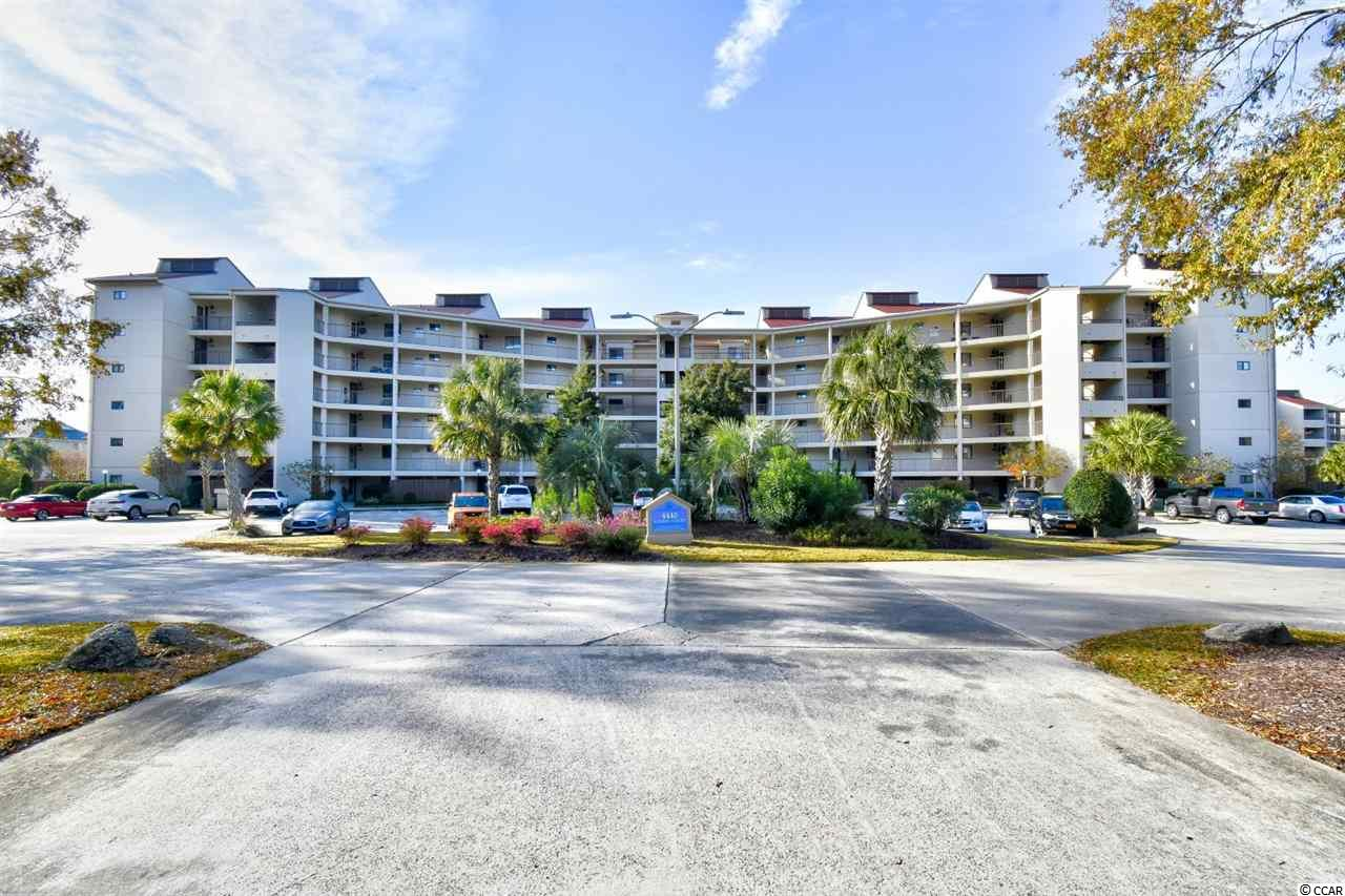 Waterway View Condo in Coquina Harbour : Little River South Carolina