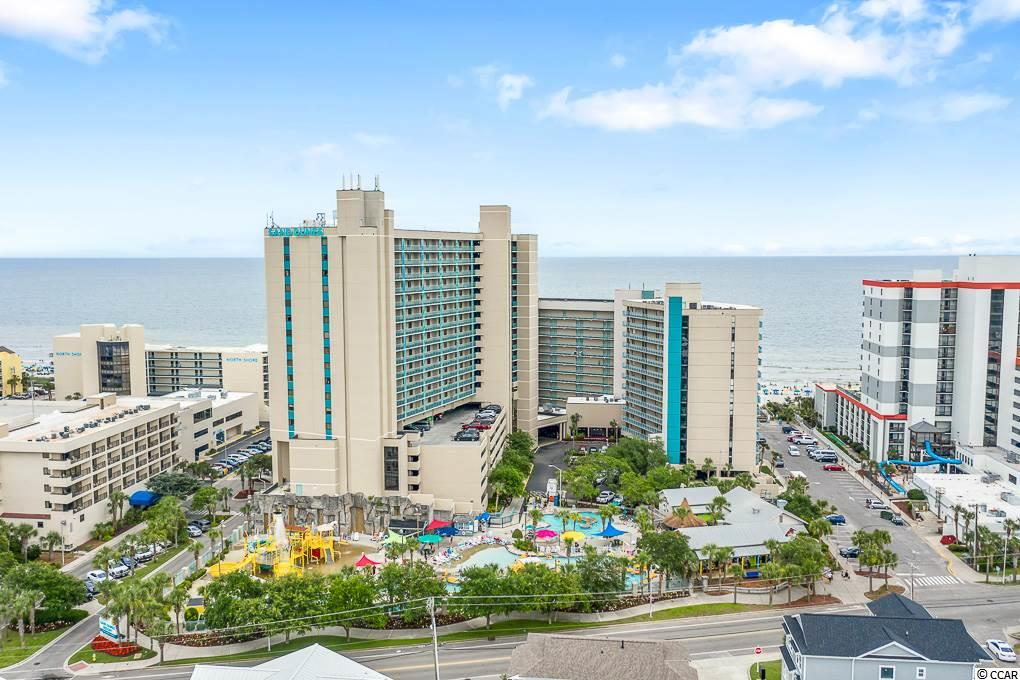 Ocean Front,Ocean View Condo in SAND DUNES PIII : Myrtle Beach South Carolina