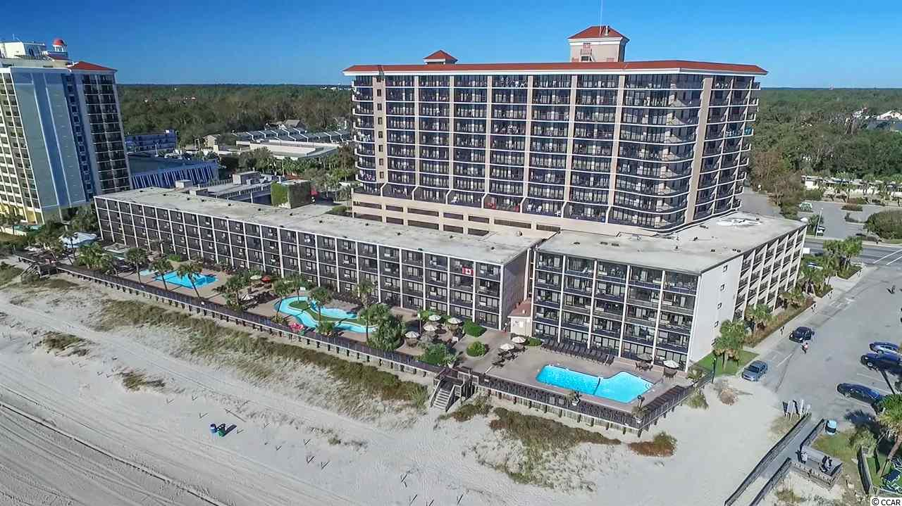 Ocean Front Condo in SCHOONER AT COMPASS COVE - MB SO : Myrtle Beach South Carolina