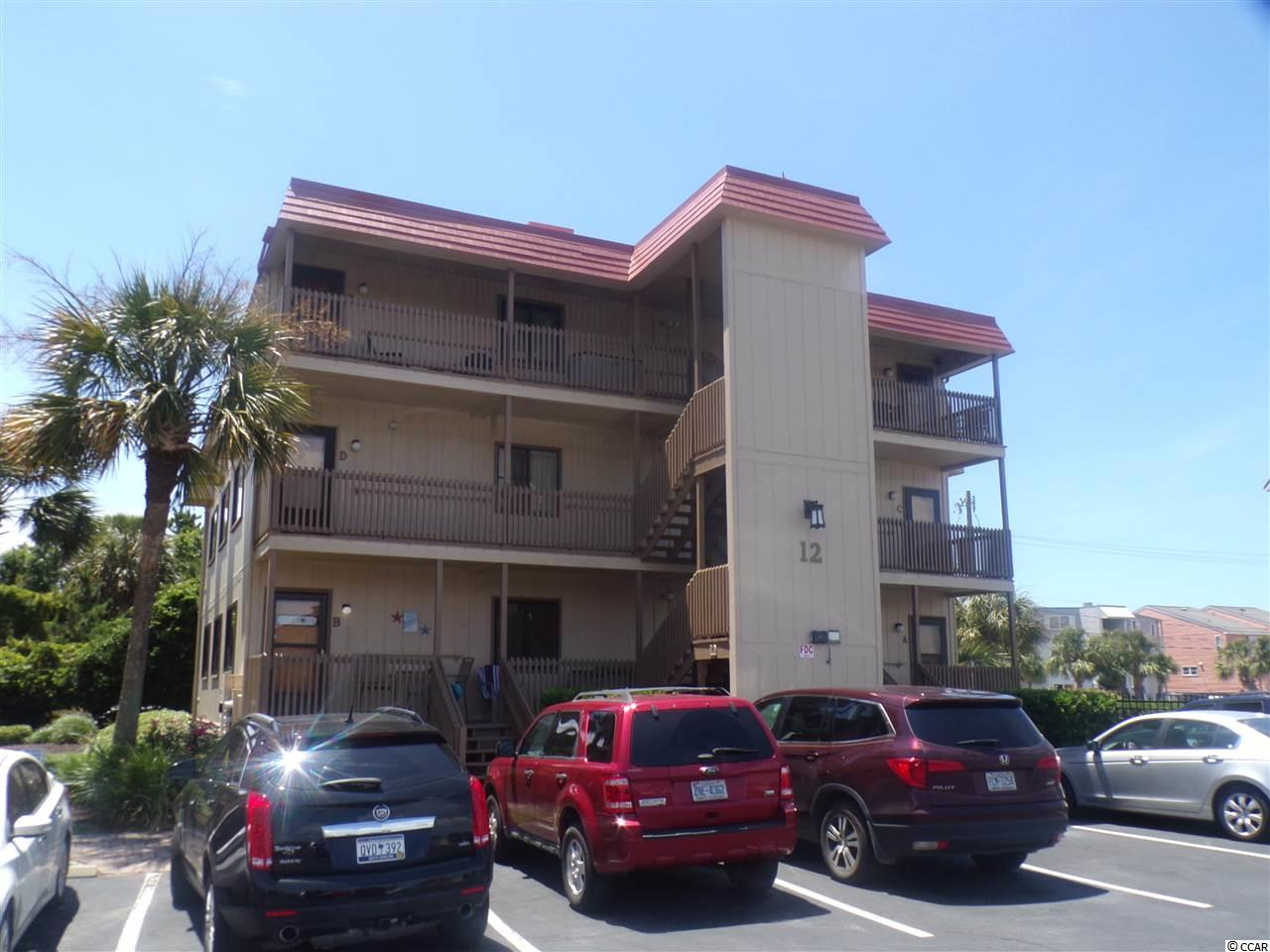 End Unit,Ocean View Condo in Inlet Point Villas - Cherry Grov : North Myrtle Beach South Carolina