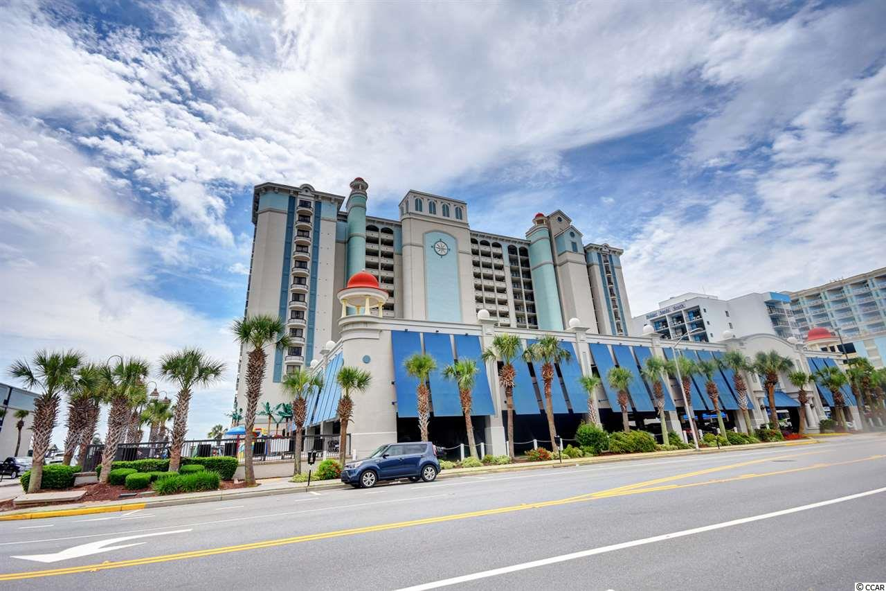 Ocean Front,Ocean View Condo in Compass Cove Pinnacle Oceanfront : Myrtle Beach South Carolina