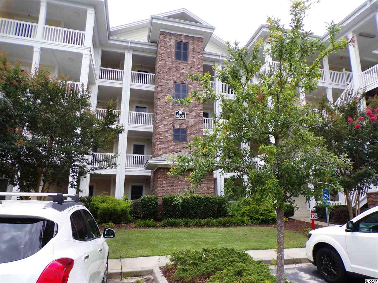 End Unit,Lake/Pond View Condo in Myrtle Beach South Carolina