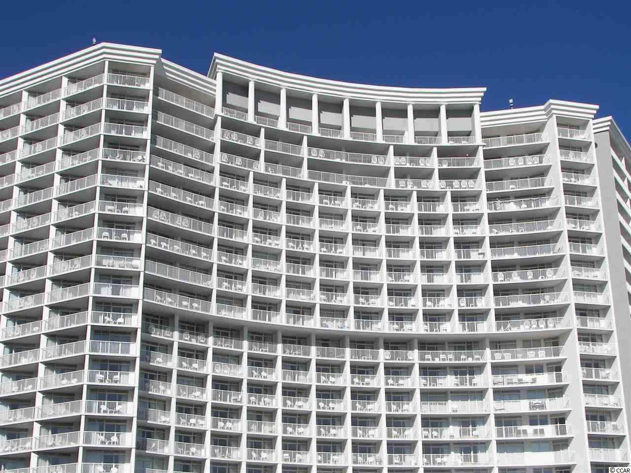 Ocean Front Condo in Myrtle Beach South Carolina