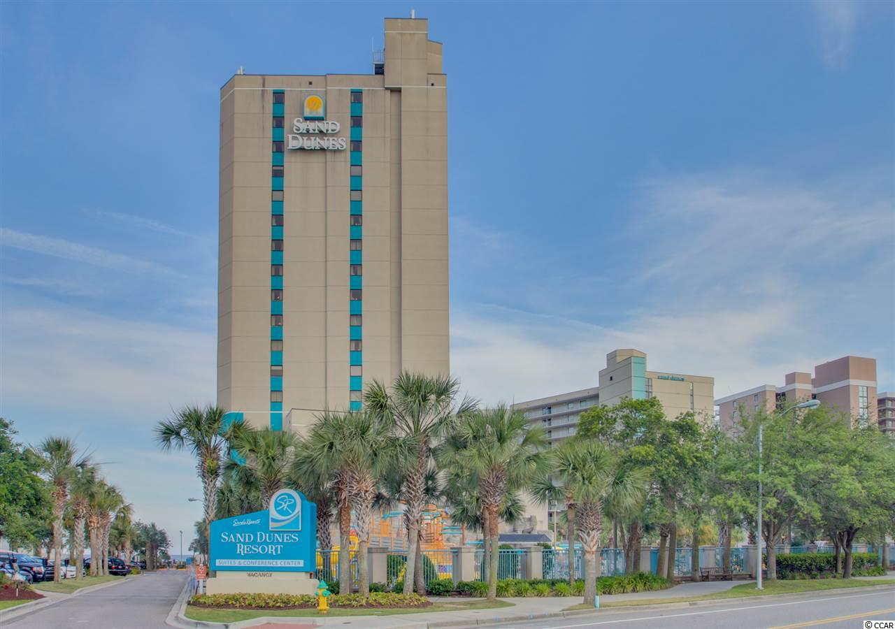 Ocean Front Condo in SAND DUNES PIII : Myrtle Beach South Carolina
