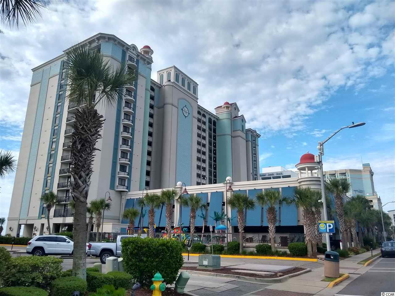 Condo in Compass Cove Pinnacle Oceanfront : Myrtle Beach South Carolina