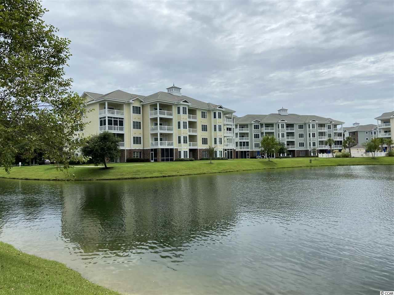 End Unit,Lake/Pond View,Top Floor Condo in Myrtle Beach South Carolina