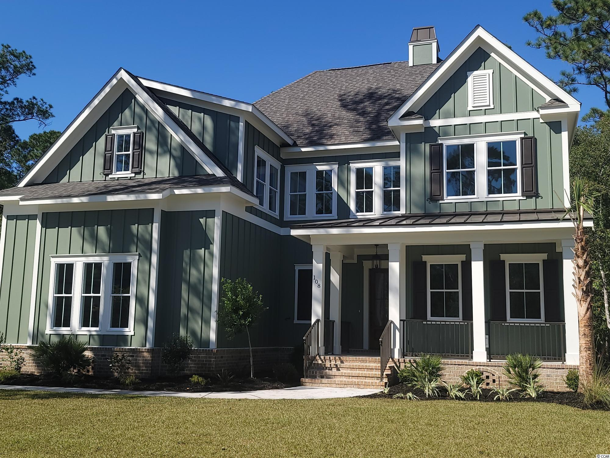 108 Woody Point Dr. Murrells Inlet, SC 29576