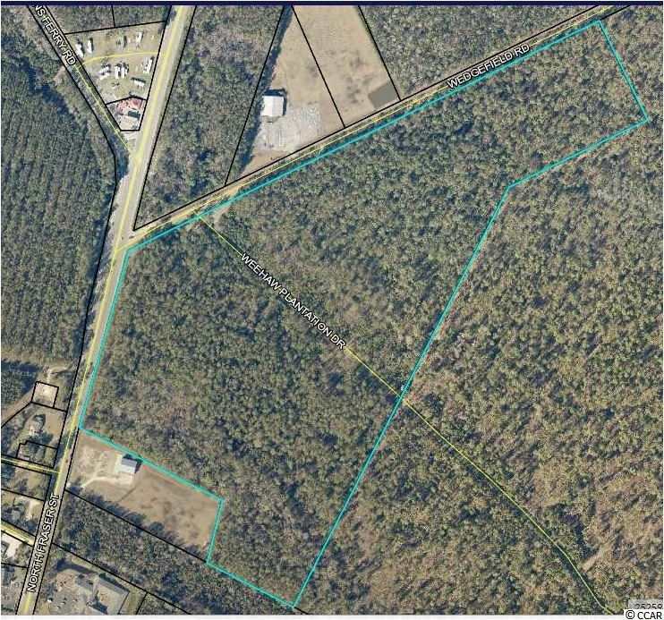 65 Acres Weehaw Plantation Dr. Georgetown, SC 29440