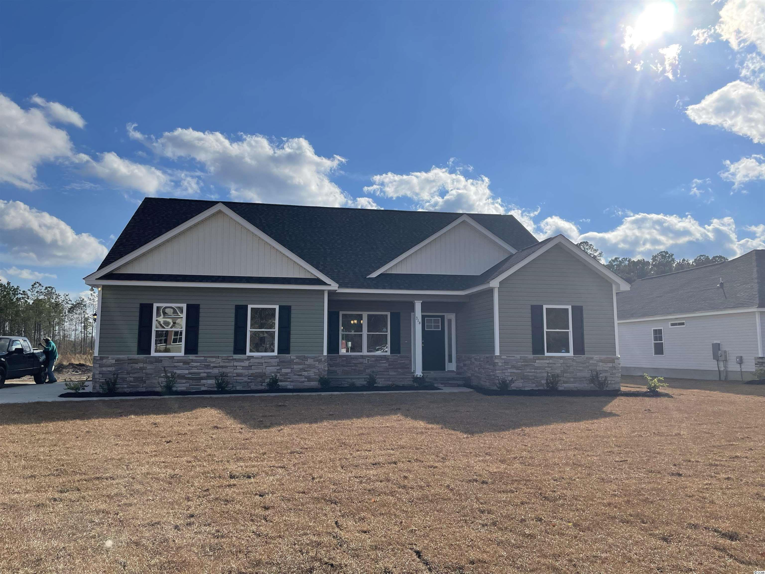 316 Four Mile Rd. Conway, SC 29526