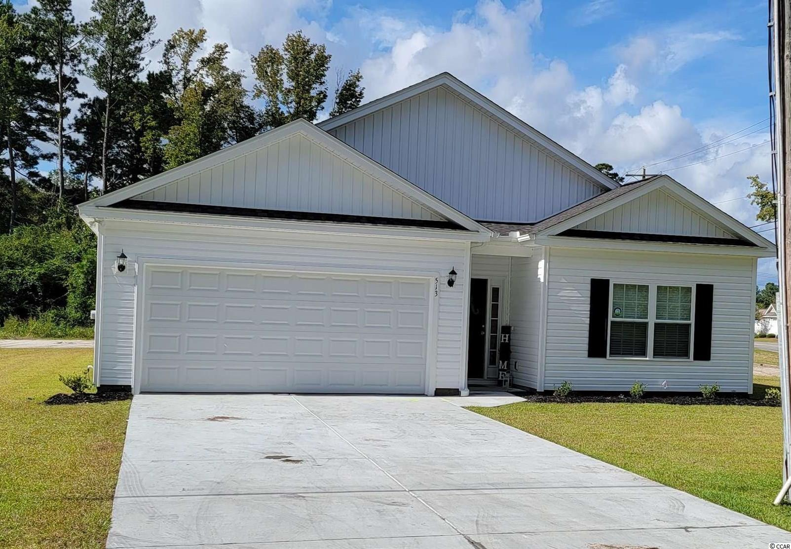 513 Paul St. Conway, SC 29527