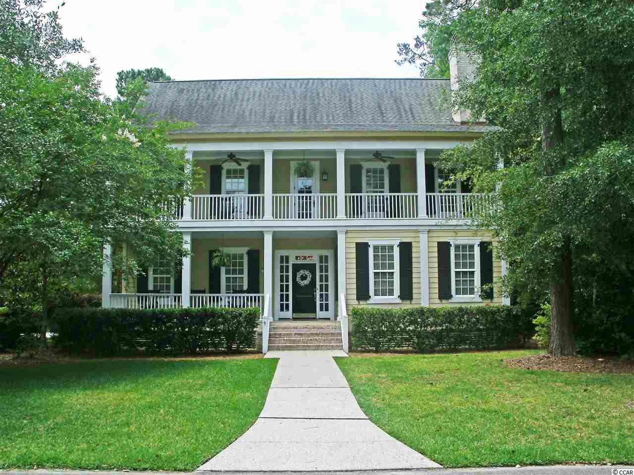 House in Pawleys Island South Carolina