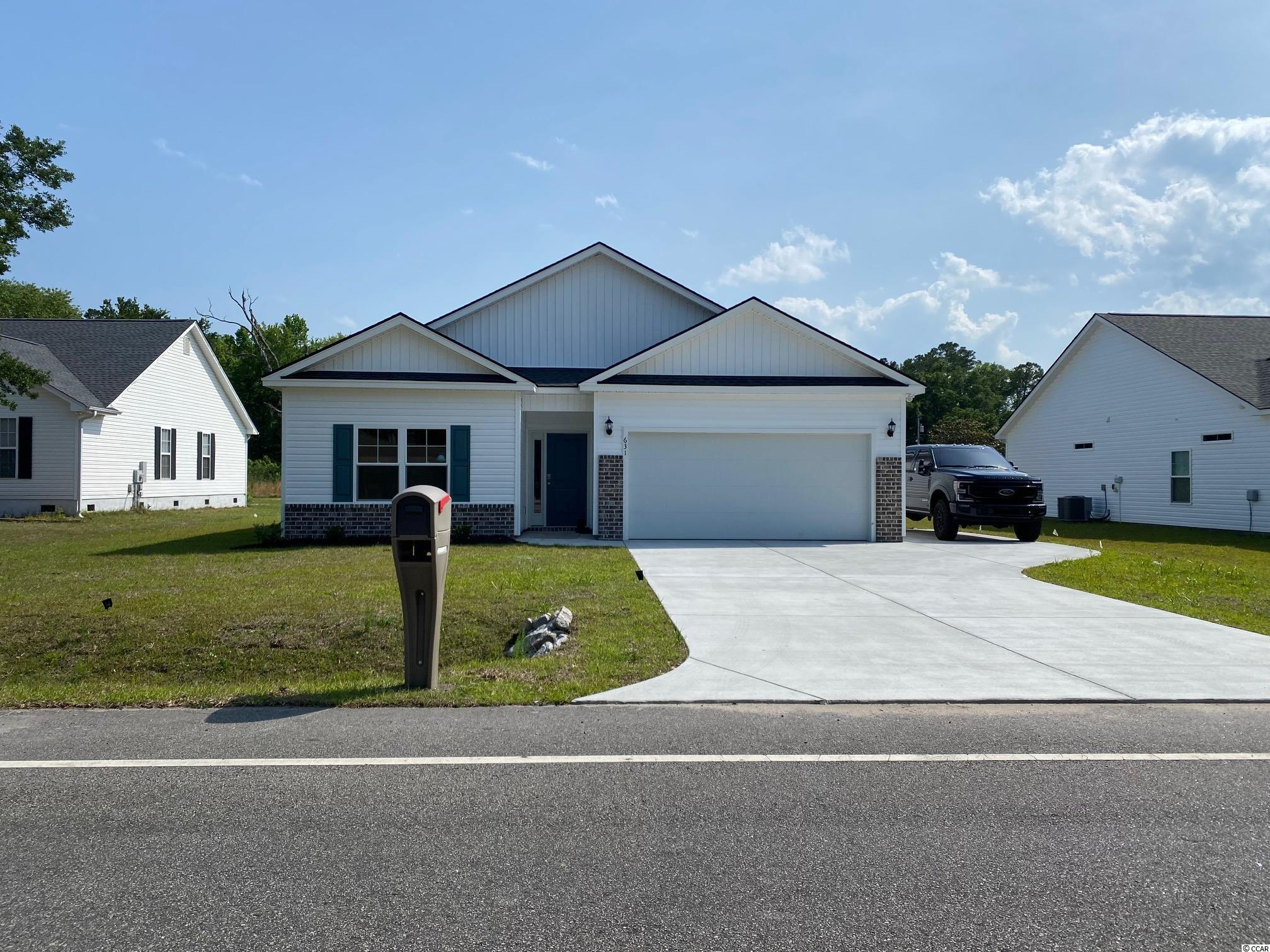 631 Martin Luther King Rd. Pawleys Island, SC 29585