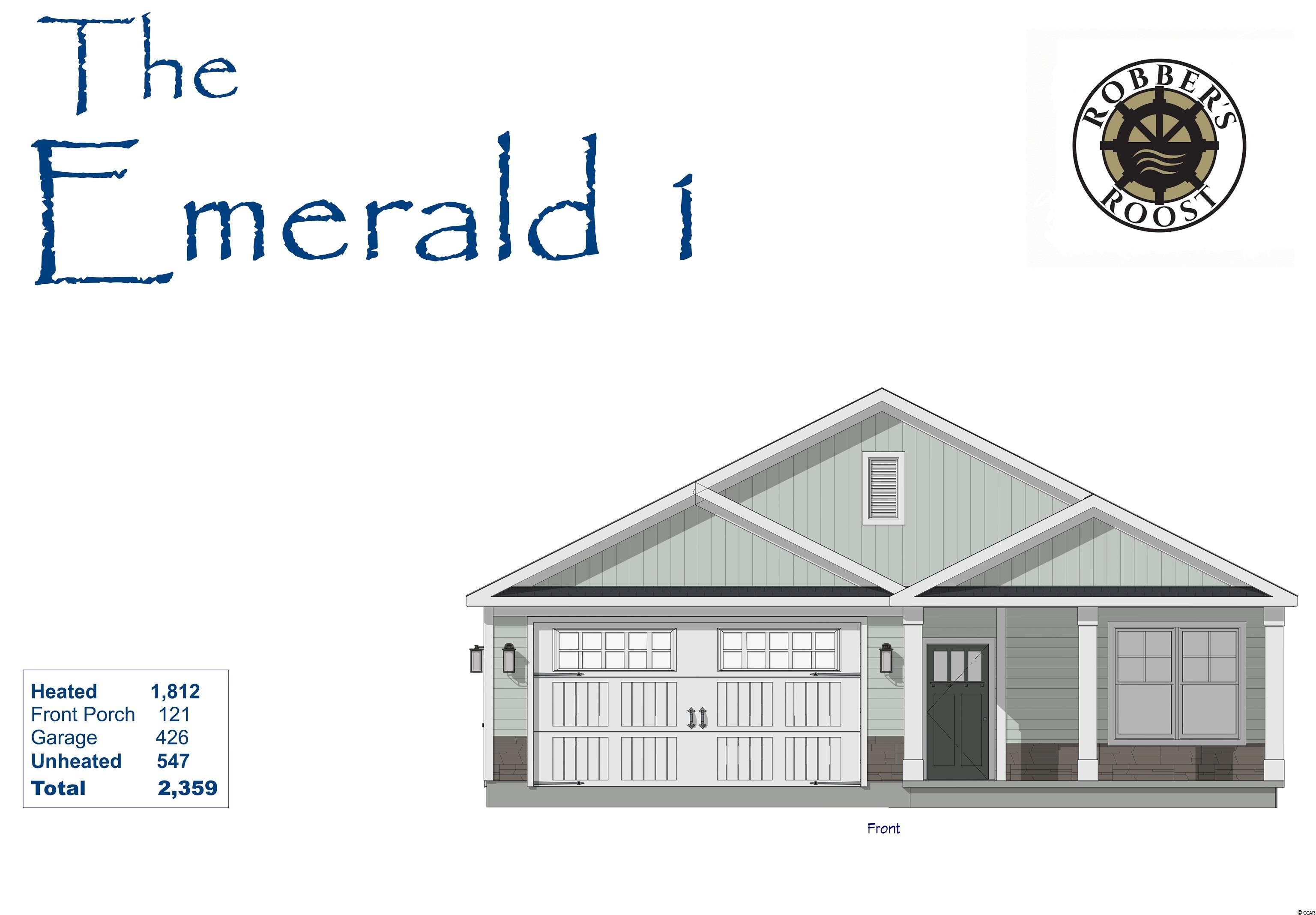 1121 Mary Read Dr. North Myrtle Beach, SC 29582