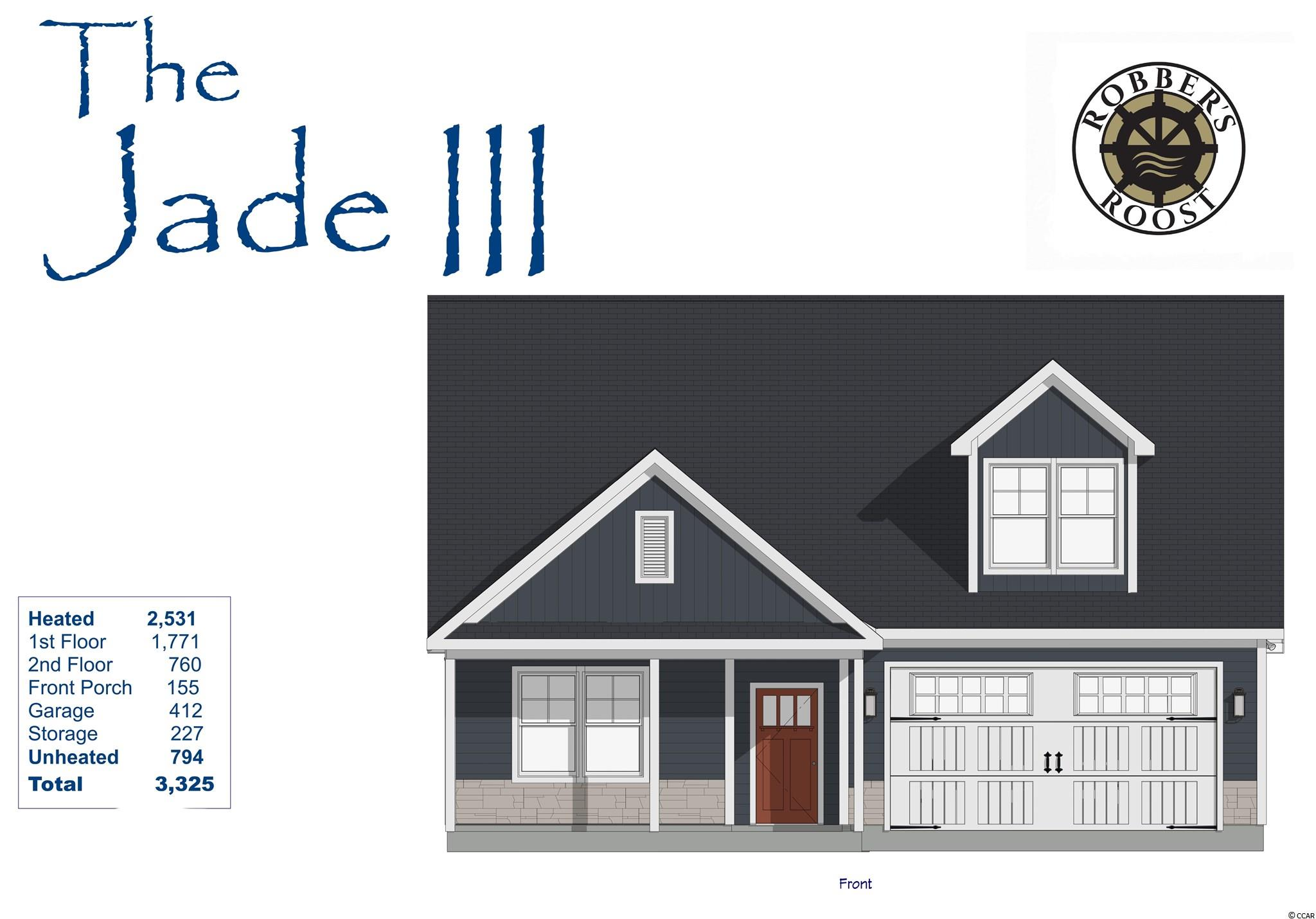 1109 Mary Read Dr. North Myrtle Beach, SC 29582