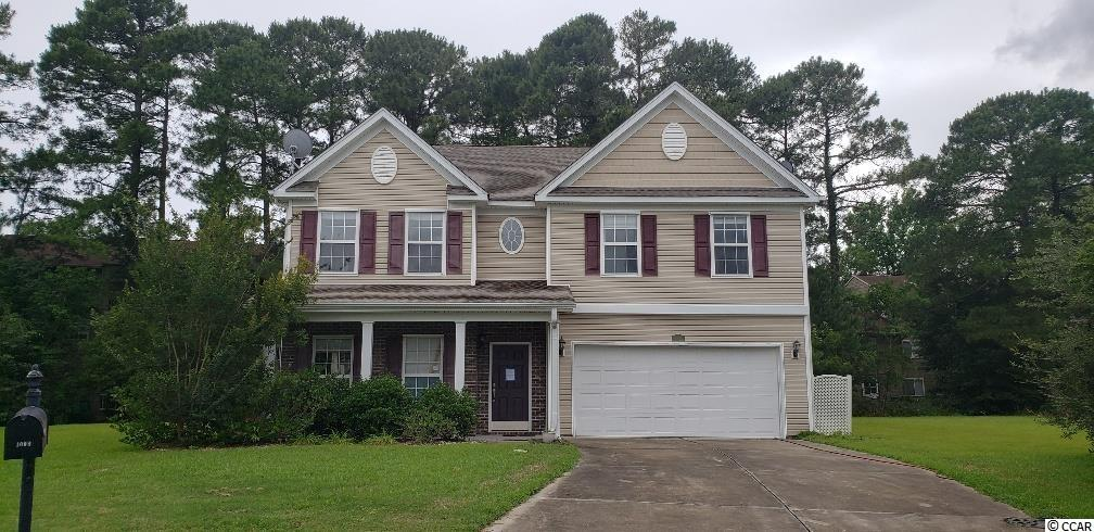 1008 Woodall Ct. Conway, SC 29526