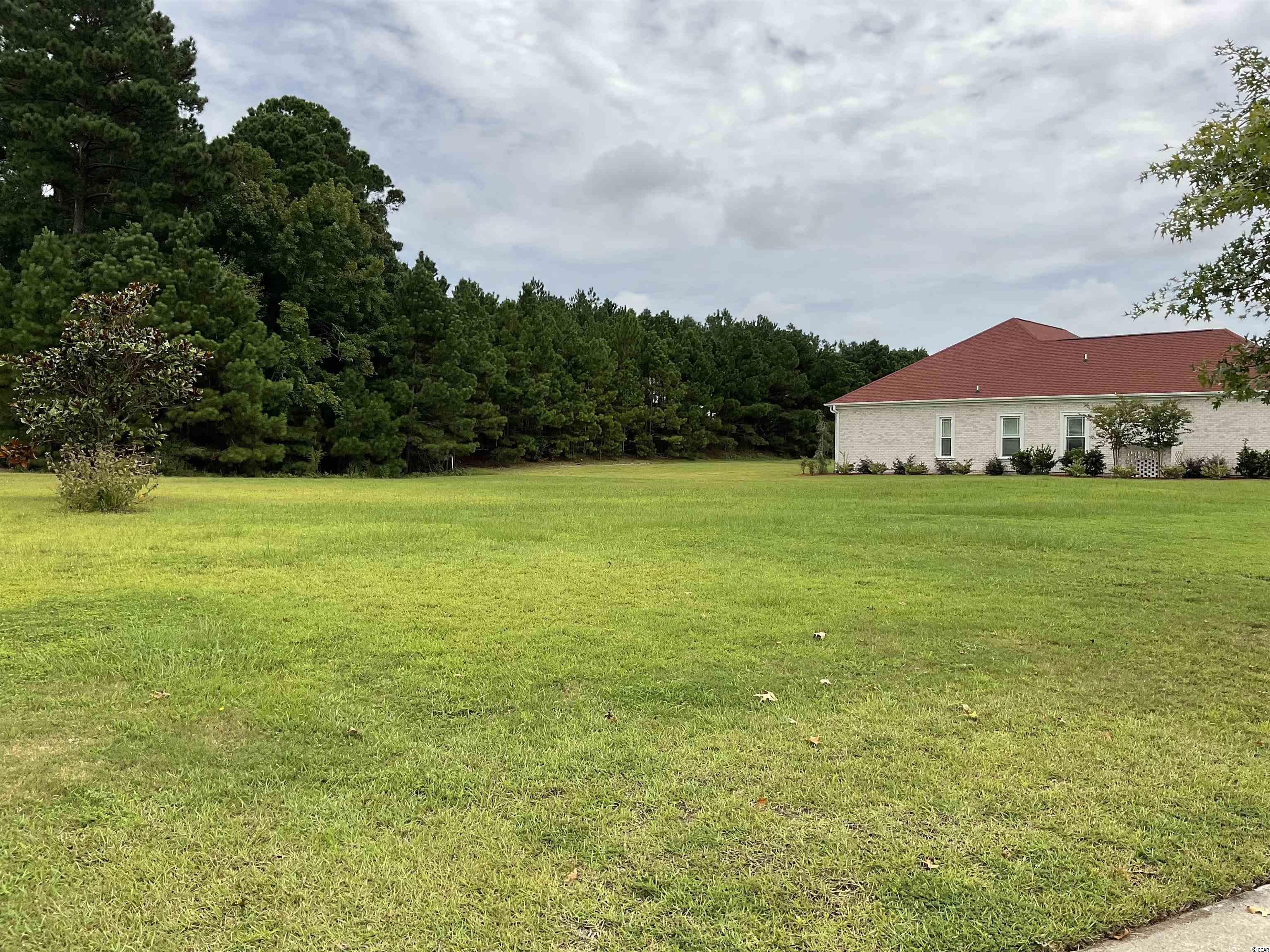 2215 Wood Stork Dr. Conway, SC 29526