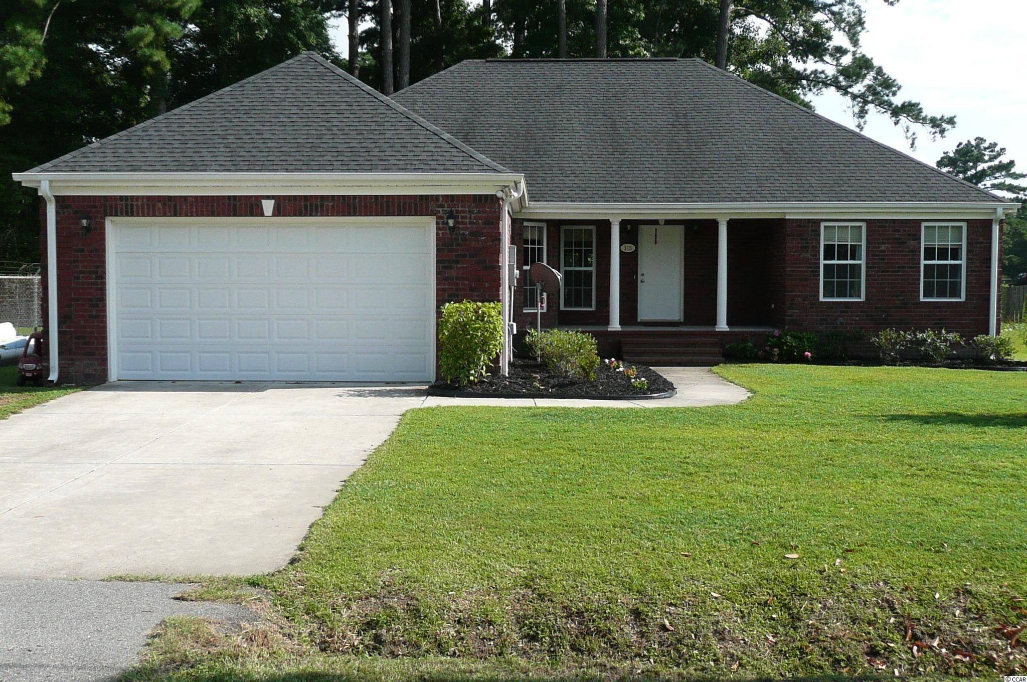 315 Rose Ave. Georgetown, SC 29440