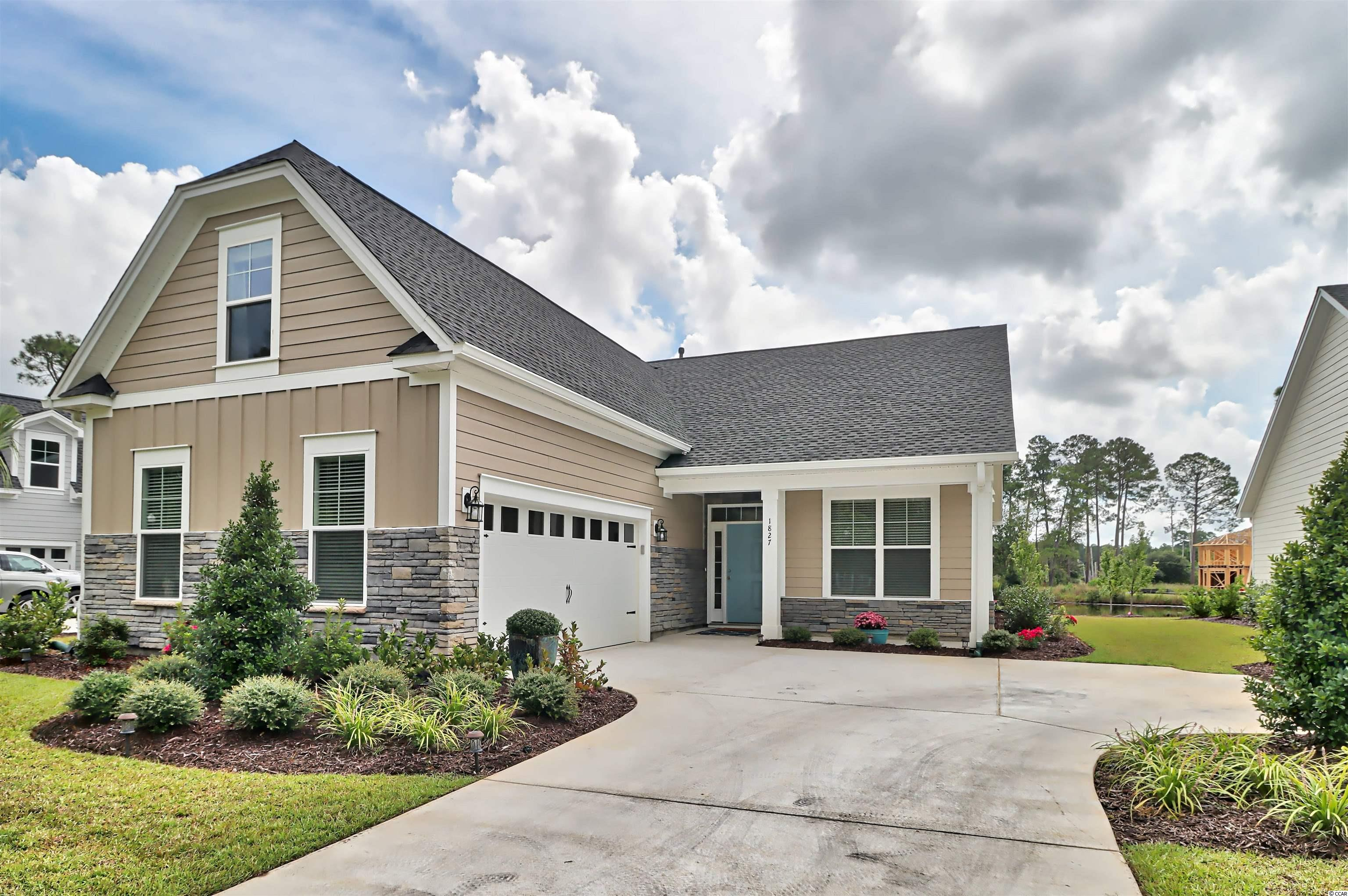 1827 Wood Stork Dr. Conway, SC 29526
