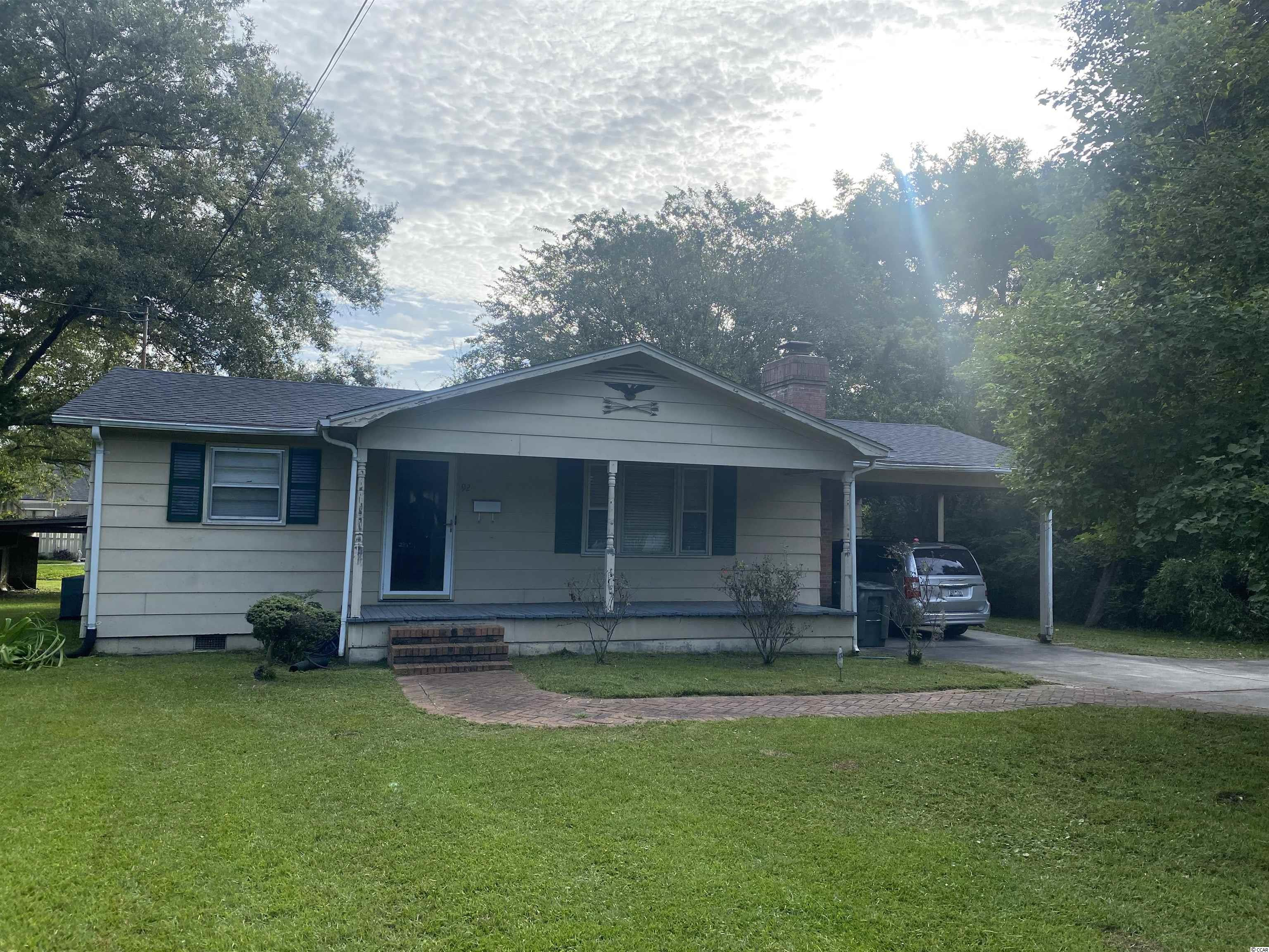 92 Powell St. Conway, SC 29526