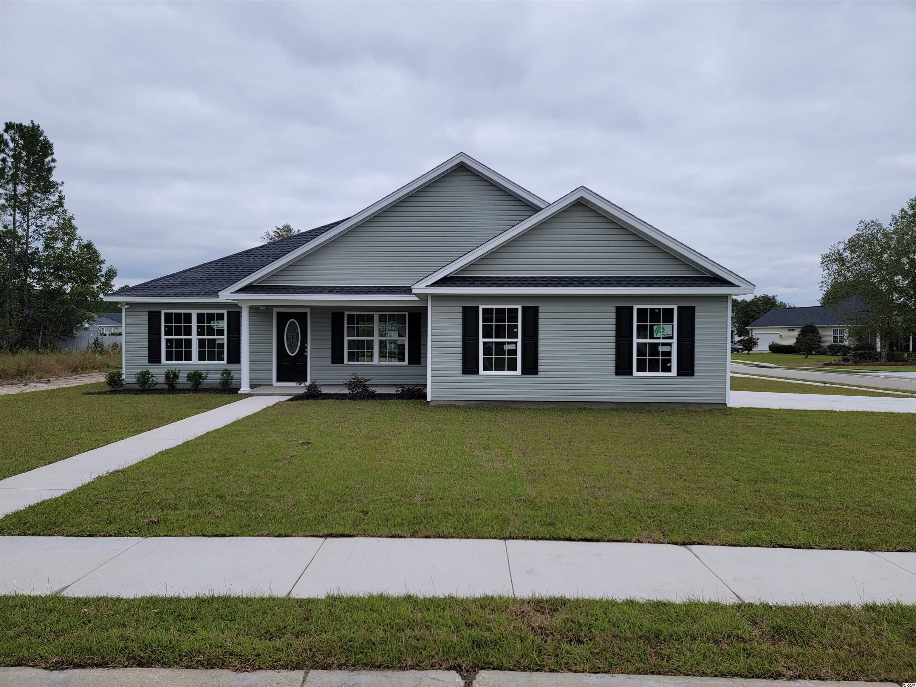 2632 Warm Springs Ln. Conway, SC 29527
