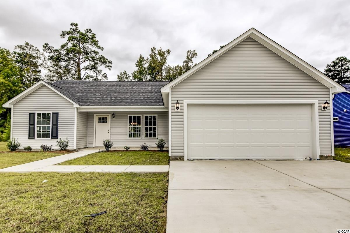1408 Heirloom Dr. Conway, SC 29527