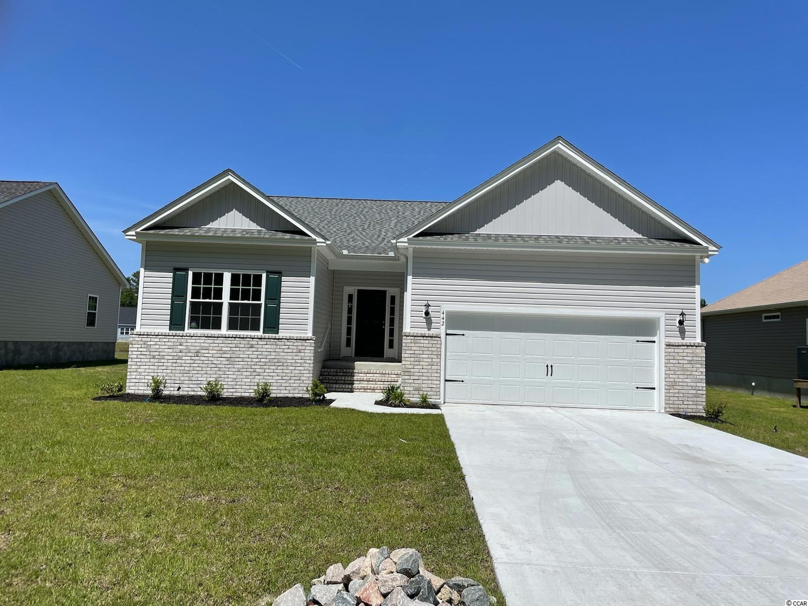 442 Rose Ave. Georgetown, SC 29440