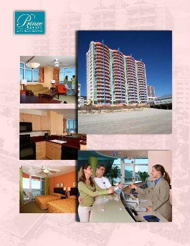 3500 N Ocean Blvd. UNIT #605 North Myrtle Beach, SC 29582