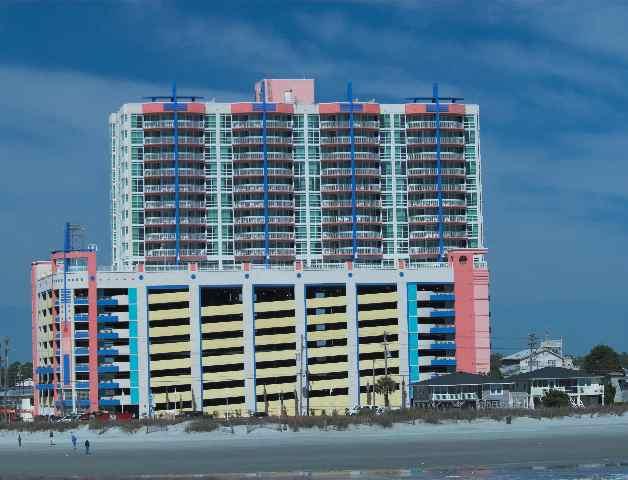 3601 N Ocean Blvd. UNIT #1135 North Myrtle Beach, SC 29582