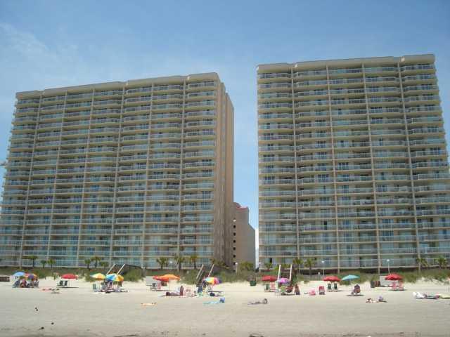 1625 S Ocean Blvd. UNIT #905 North Myrtle Beach, SC 29582-0000