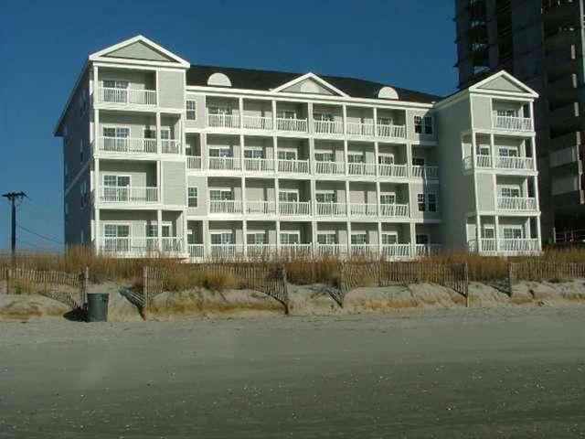3400 N Ocean Blvd. UNIT #308 North Myrtle Beach, SC 29582