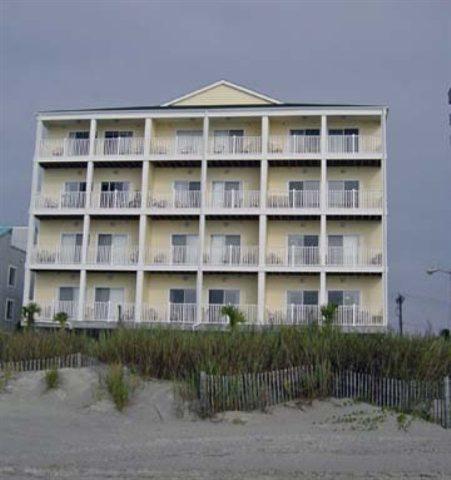 507 S Ocean Blvd. UNIT #206 North Myrtle Beach, SC 29582