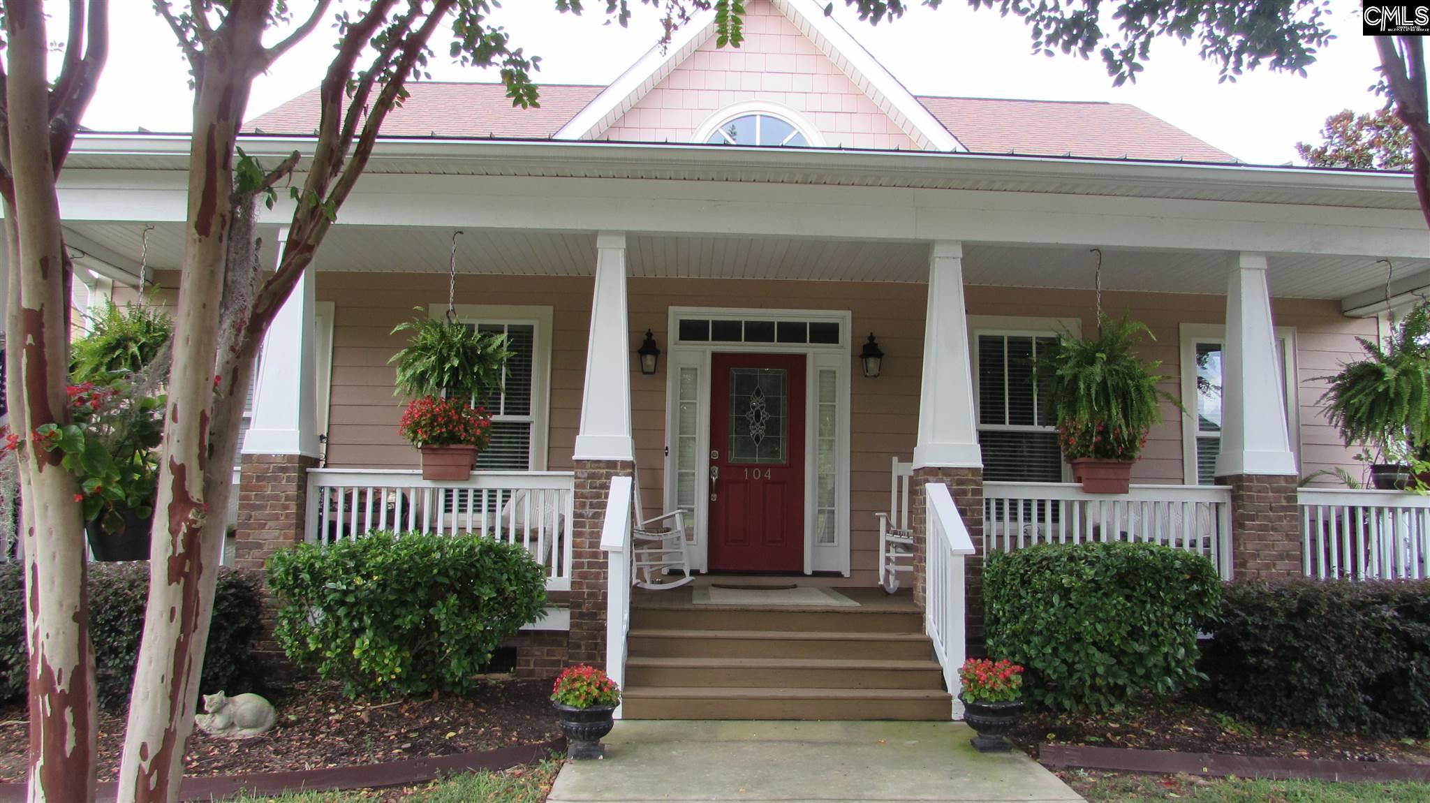 104 Garden Gate #39 39A Lexington, SC 29072