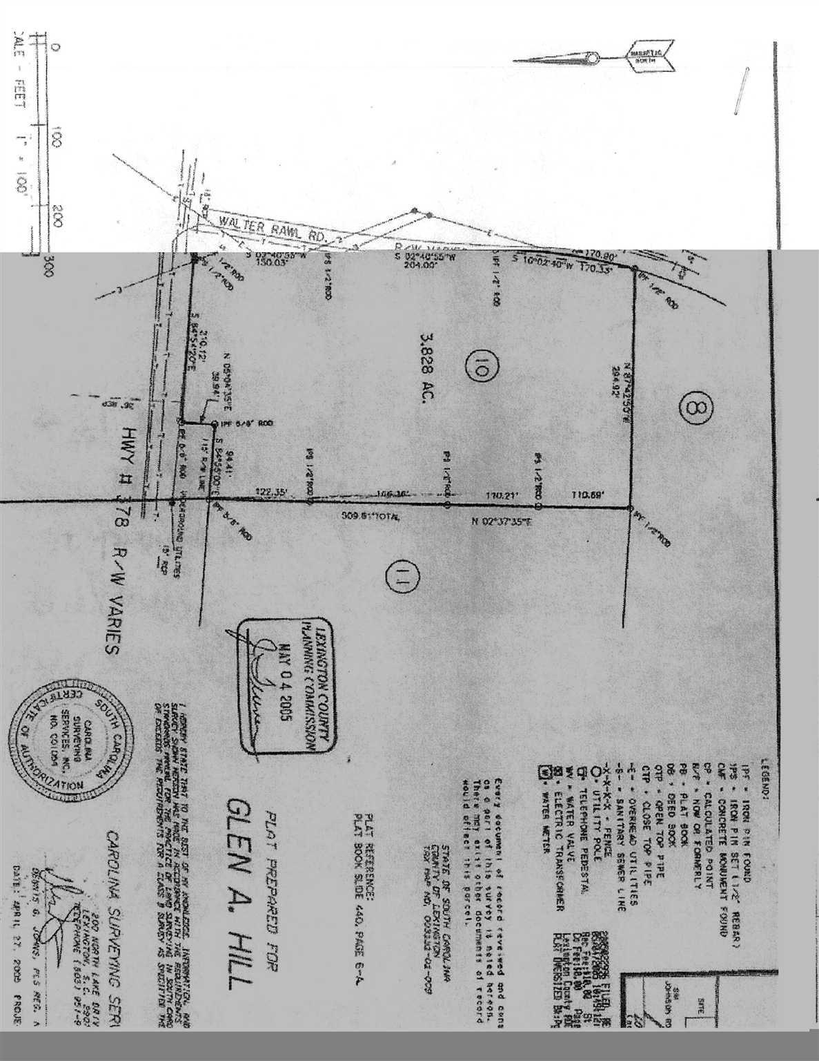 116  Walter Rawl Lexington, SC 29072