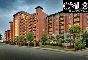 Incredible fourth floor condo just steps to Williams Brice Stadium. Gorgeous master suite, and huge entertaining area! Stainless Steel appliances, hardwood floors, tile, icemaker, and washer/dryer. Owners ready to sell!