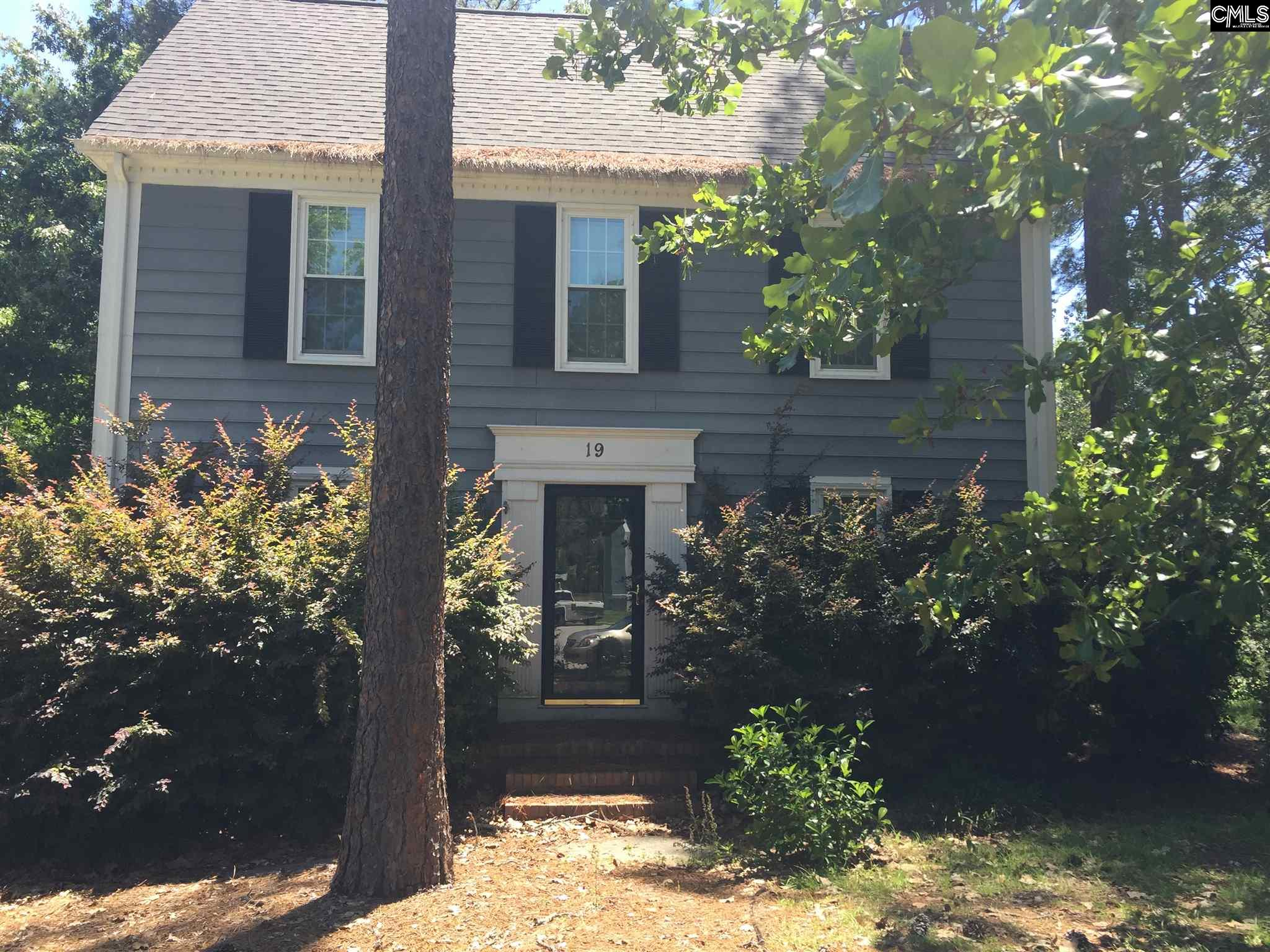 19  Eastpine Columbia, SC 29212