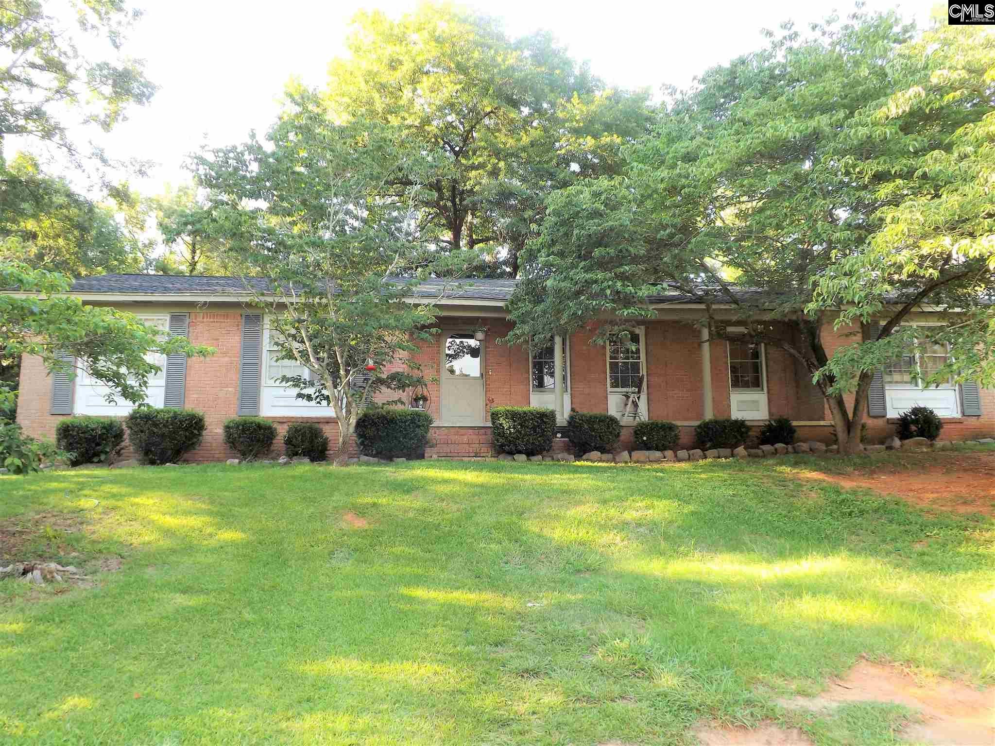 315  Arrowood Winnsboro, SC 29180