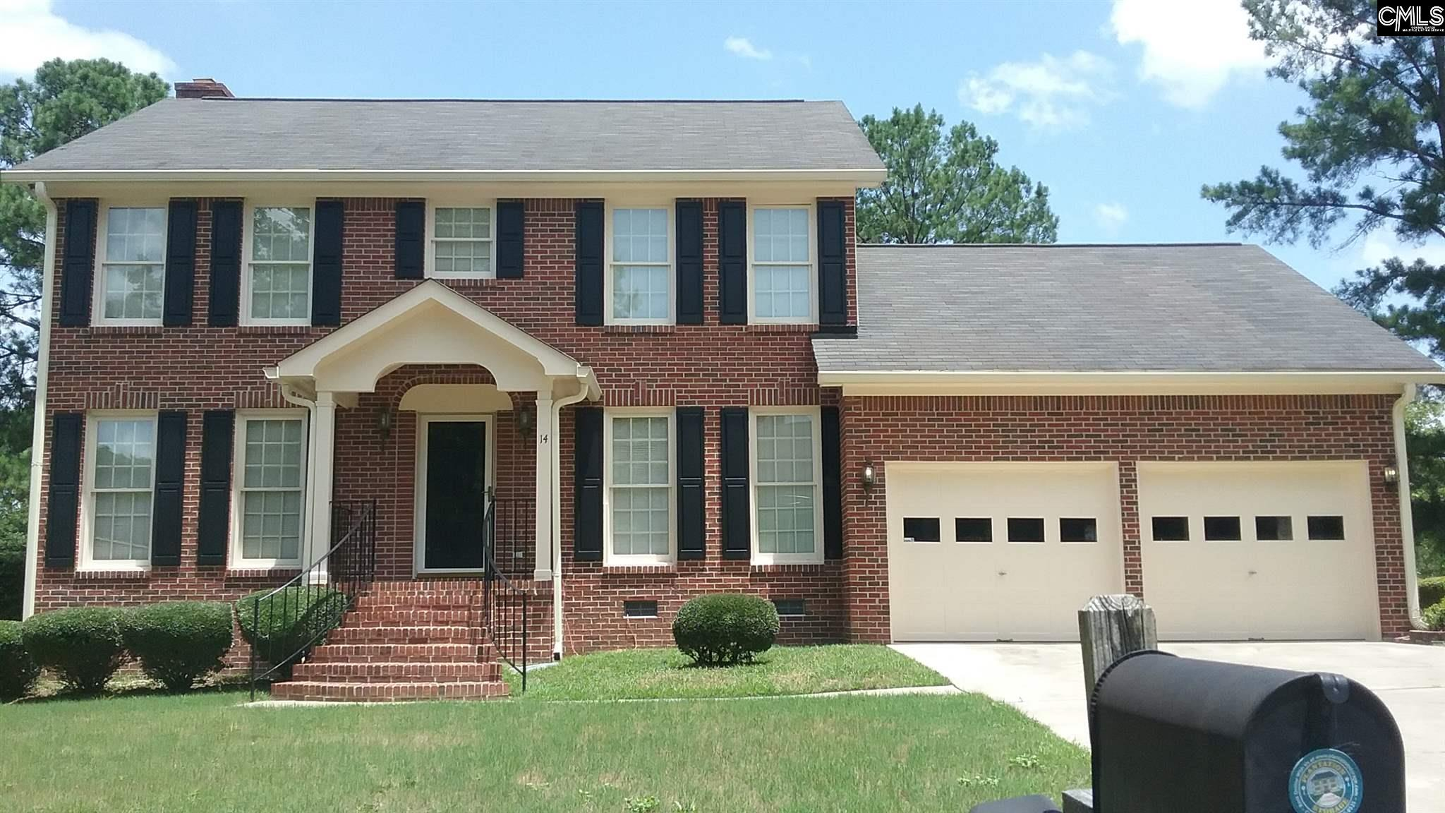 14  Stagbriar Columbia, SC 29229