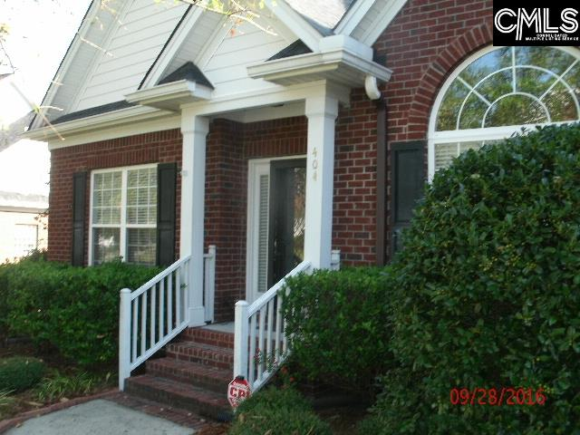 404  Lake Vista Columbia, SC 29229