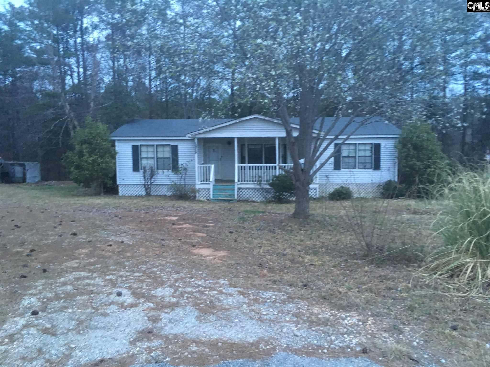 1076  Old Douglas Winnsboro, SC 29180