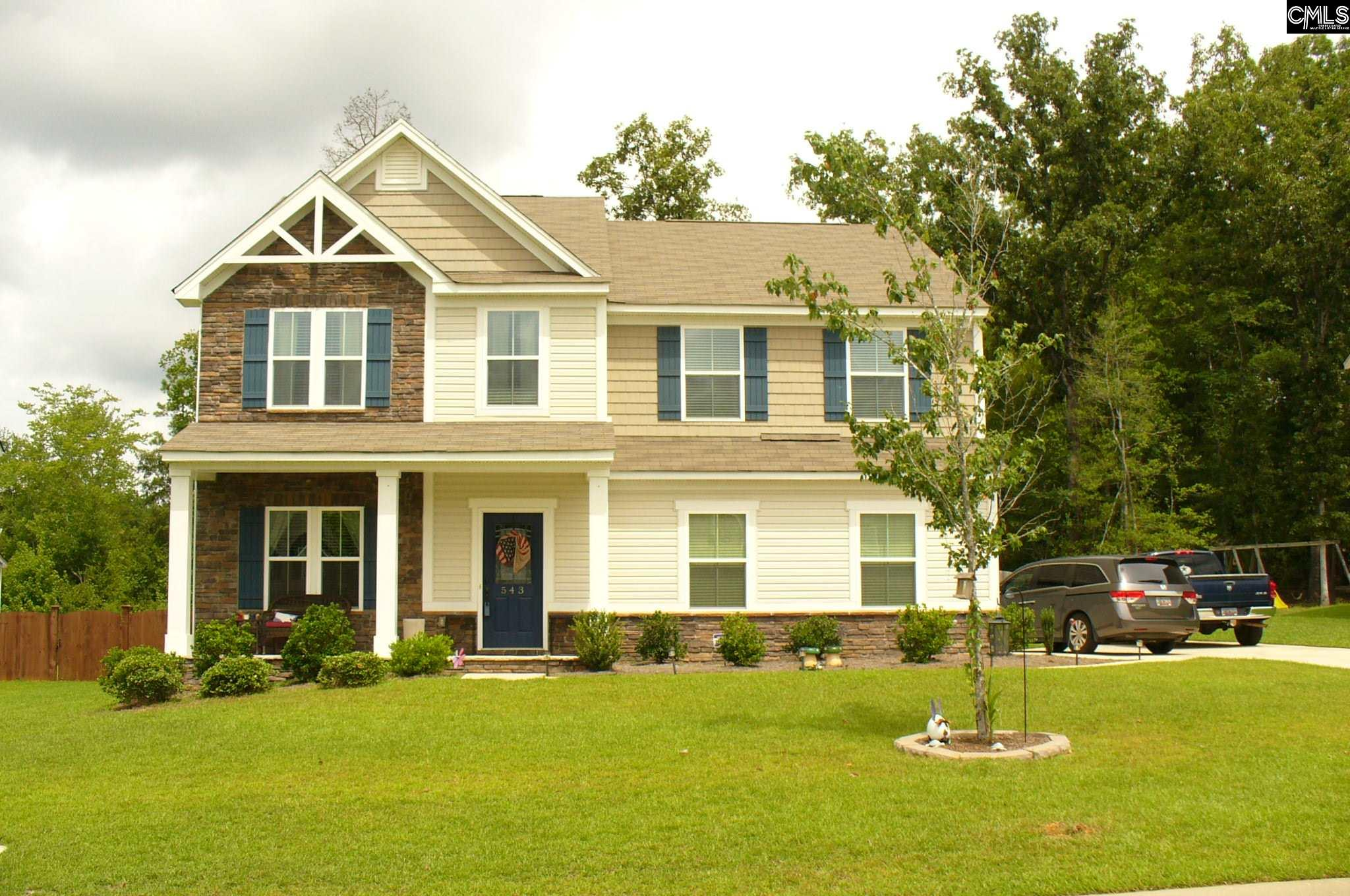 543  Newton #lot  151 Irmo, SC 29063