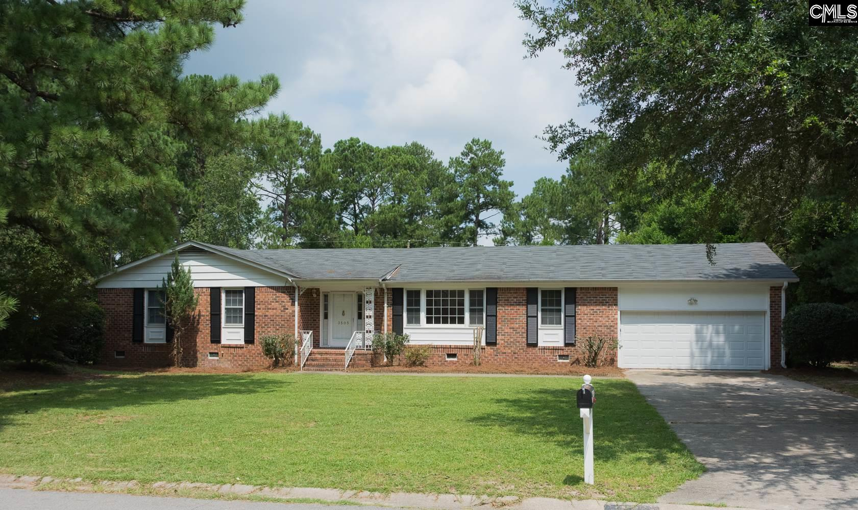 3505  Old Lamplighter Columbia, SC 29206