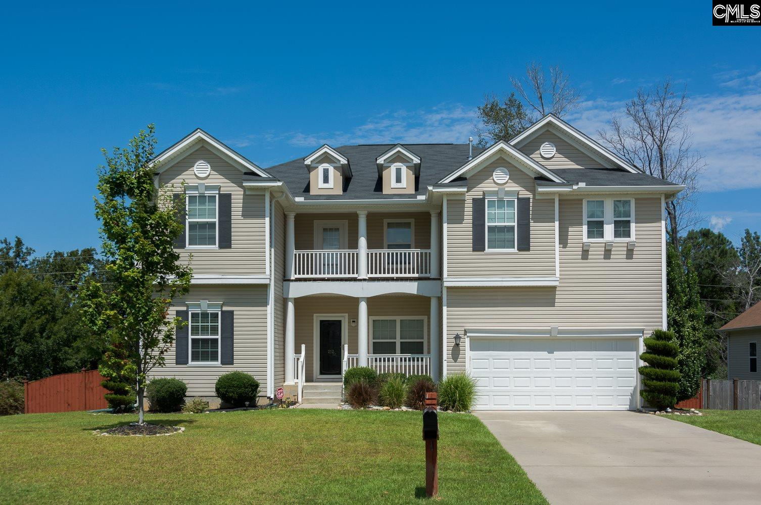 212  Plymouth Pass Lexington, SC 29072