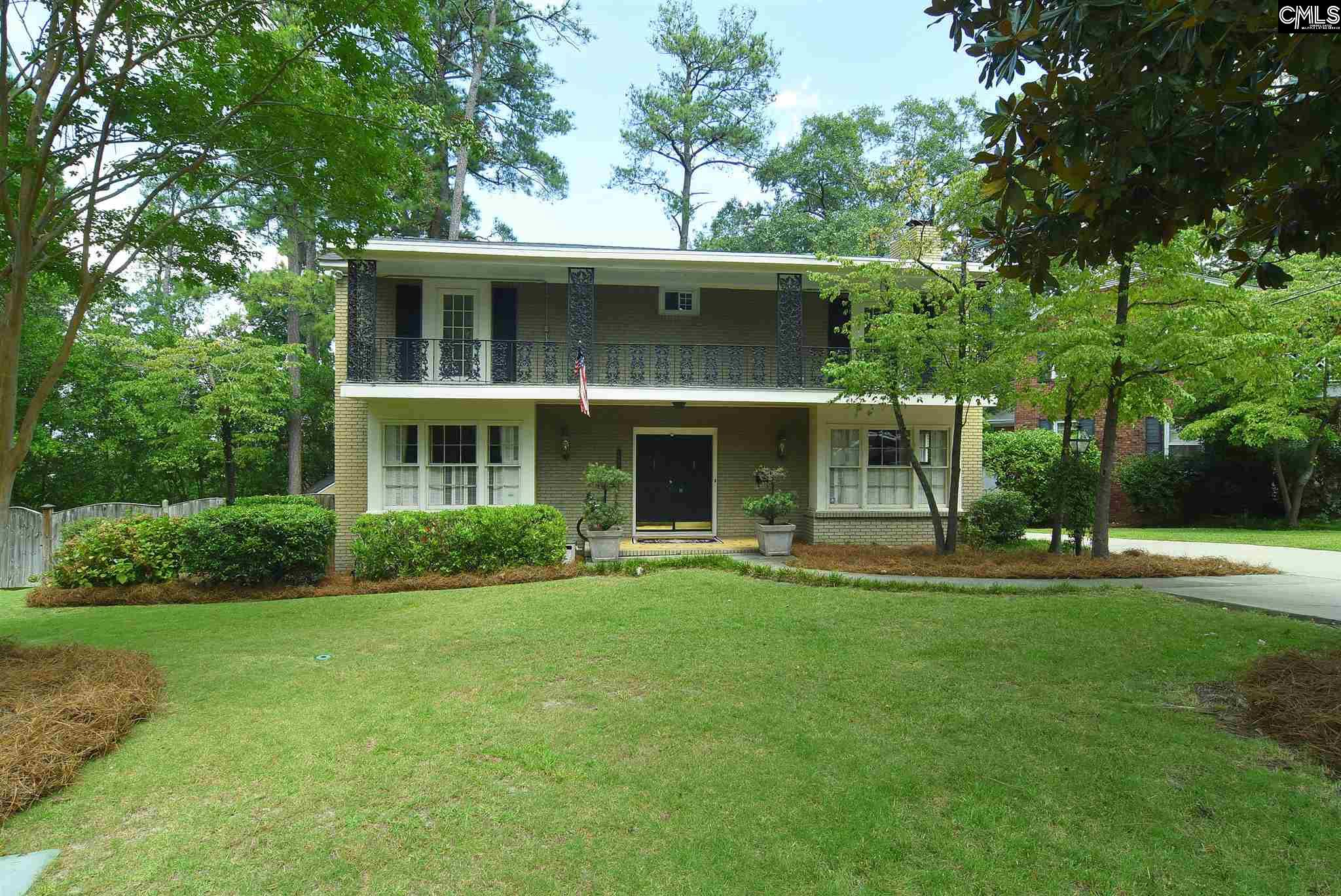 1520  Westminster Columbia, SC 29204